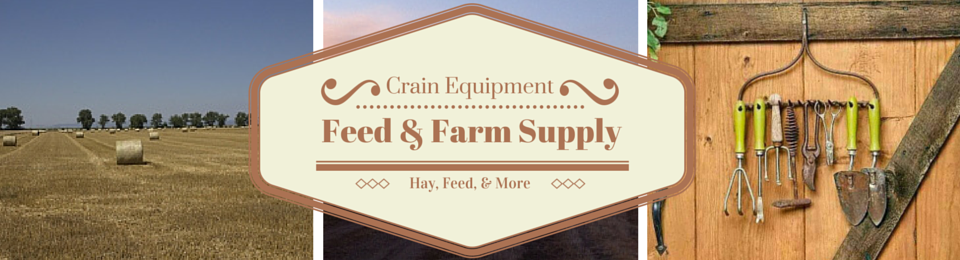 Crain Equipment Feed & Farm Supply