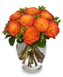 Traditional Designer's Choice Christmas Bouquet