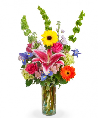 Happiness In A Vase! Spring Mix