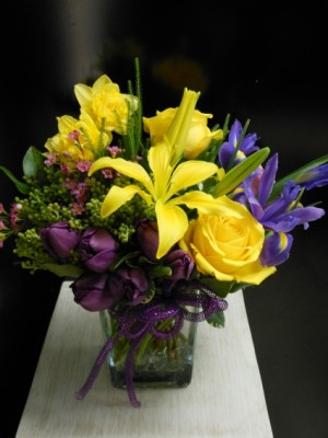 Spring Things EN-51 in Teaneck, NJ | ENCKE FLOWERS