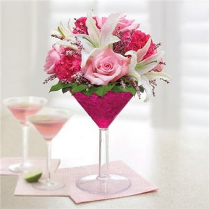 1-800-Flowers® Cosmopolitan Bouquet®  in Valley City, OH | HILL HAVEN FLORIST & GREENHOUSE