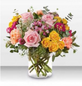 1-800 Flowers Country Garden Bouquet Vase Arrangement