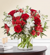 1-800 Flowers Crimson Rose Buquet