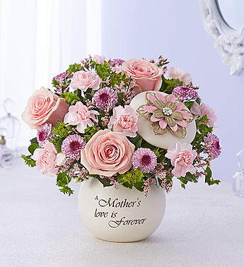 Mother's Forever Love 1-800 Flowers Bouquet