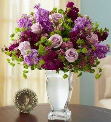 1-800-Flowers Shining Love Purple™  in Valley City, OH | HILL HAVEN FLORIST & GREENHOUSE