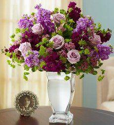 1-800-Flowers Shining Love Purple™