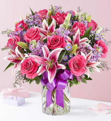 1-800 Flowers Straight From the Heart Bouquet