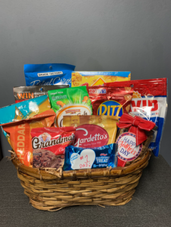 Basket of Goodies  for the occasion  Gift Basket