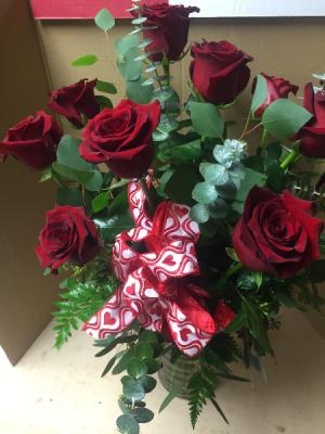 1 dozen, 2 dozen, 3 dozen California Dreaming Arrangement in Celina, TX | Celina Flowers & Gifts