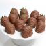1 Dozen Chocolate Dipped Strawberries fruit