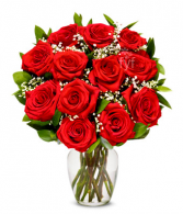 1 Dozen Red Roses Most Popular!