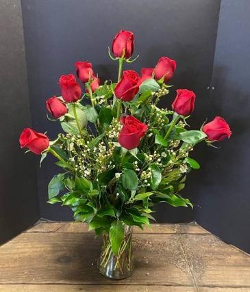 1 Dozen Red Roses/MD1 Roses