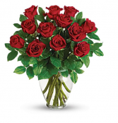 1 Dozen Roses Arrangement