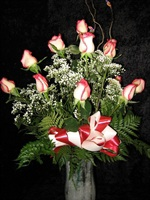 1 Dz. Blush Roses Many colors available