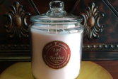 "#1 Seller our super cookie jar ""CIRCLE E CANDLE""!! You can go wrong with this choice!!! in Magnolia, Texas 