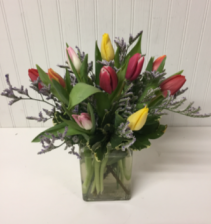 10 Assorted Tulips