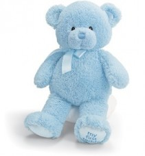 My First Teddy (Pink or Blue)*  Baby Plush