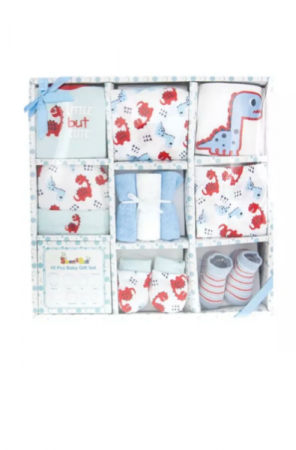 10-piece baby gift set