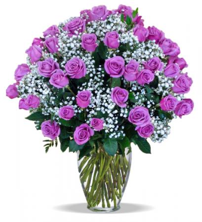 100 Rose Arrangement Roses