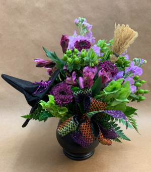 100% That Witch Bouquet in Moses Lake, WA | FLORAL OCCASIONS