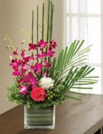Aloha Bouquet Home