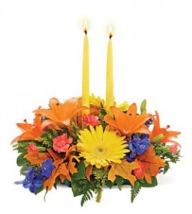Thanks to All Thanksgiving Centerpiece in Bend, OR | AUTRY'S 4 SEASONS FLORIST