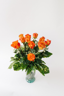 "Free Spirit Garden Roses  30"" + Lots of love"