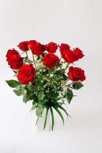 Liberty Red Roses Valentine's Offering