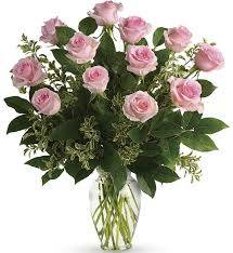 12 - 24 or 36  Pink Rose Valentines Bouquet