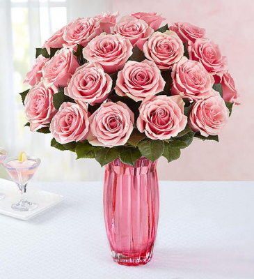 12-24 and 36  Pink roses