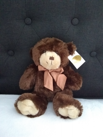 "12"" Brown Teddy"