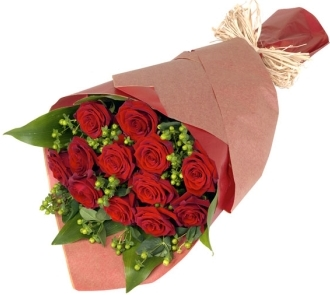 12 DELUXE ROSES GIFT WRAP
