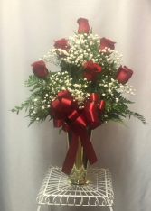 1/2 DOZ ROSES Roses