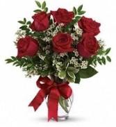 1/2 Dozen Roses Rose Bouquet