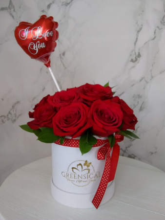 12 Red Roses Valentines