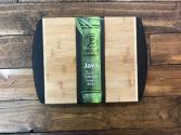 12 Inch Bamboo Cutting & Serving Board