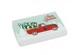 1/2 lb. box of chocolates for Christmas Add-On Box