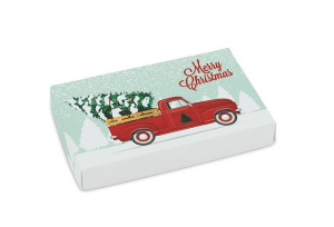1/2 lb. box of chocolates for Christmas Add-On Box in Northport, NY | Hengstenberg's Florist