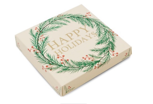 1/2 lb. box of chocolates for Happy Holidays Add-On Box in Northport, NY | Hengstenberg's Florist
