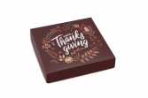 1/2 lb. box of chocolates for Thanksgiving Add-On Box