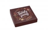 1/2 lb. box of chocolates for Thanksgiving Add-On Box