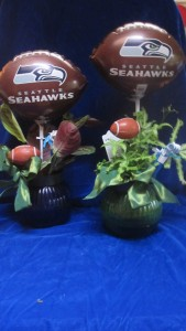 12 man bubble bowl planter