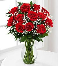 Stylish 12 Roses Custom product