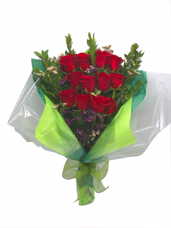 12 Roses Bouquet Bouquet of Red Roses