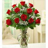12 Roses Vase