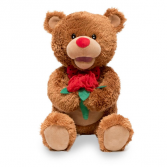 Singing Oso Valentino Teddy Bear