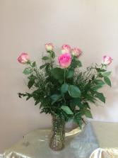 1/2dz roses Roses arrangments