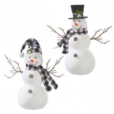 "13"" Snowman (priced individually)"