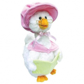 """14"""" Pink Storytime Mother Goose"""