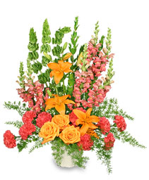 SPIRITUAL SPLENDOR Flower Arrangement